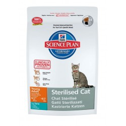 Feline sterilised cat young thon Hill's 3.5 Kg