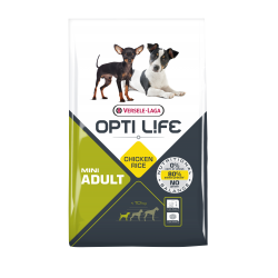 Opti-life Adult Mini Versele Laga 7.5 Kg