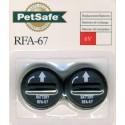 Pile RFA 67D-11 Petsafe