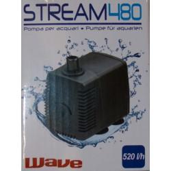 Pompe à eau stream 480 L/h Wave