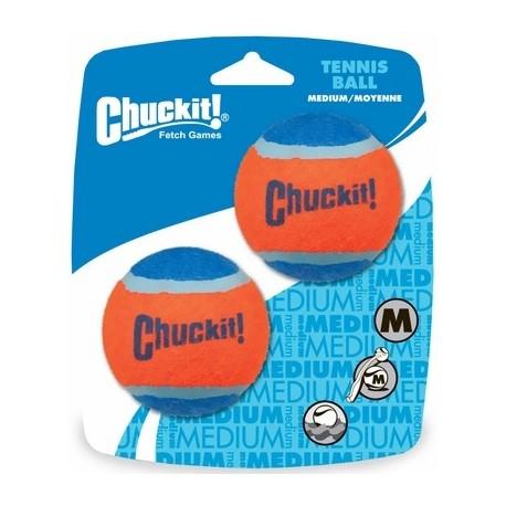 Tennis ball Medium Chuckit X 2