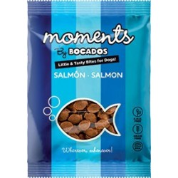 Friandises Moments saumon 60g