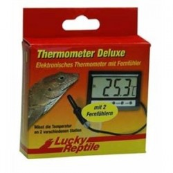 Thermomètre Deluxe Lucky Reptile