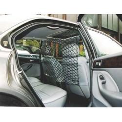 Filet sécurité nylon voiture 89X64 cm