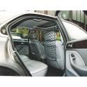 Filet sécurité nylon voiture 86X64 cm