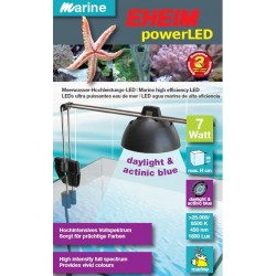 Eheim powerled daylight et actinic blue