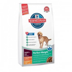 Canine adult LB perfect weight Hill's 12 Kg