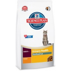 Feline adult Urinary Health Sterilised Cat Hill's 1.5 Kg