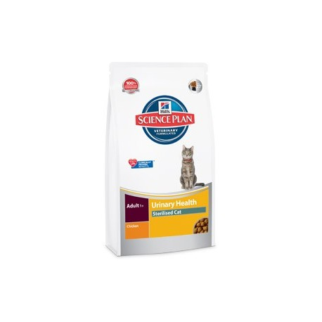 Feline adult urinary&sterilised Hill's 1.5 Kg