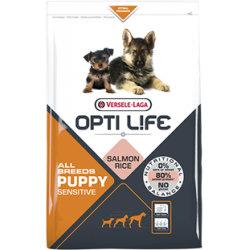Opti-life Puppy Sensitive All Breed Versele Laga 12.5 Kg