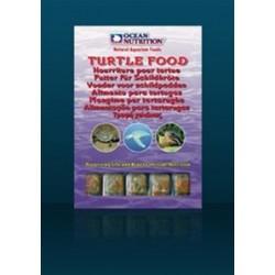 Nourriture tortue congelée blister 100g Ocean Nutrition