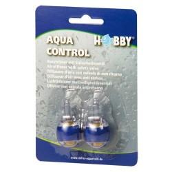 Diffuseur aquacontrol avec anti retour par 2