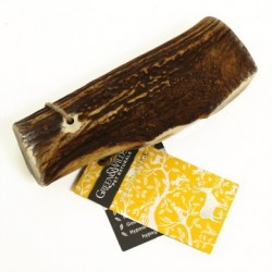 bois de cerf naturel Extra Large