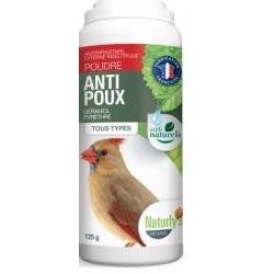 Poudre anti poux oiseau 125g