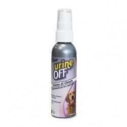 Urine off spray chien 118ml