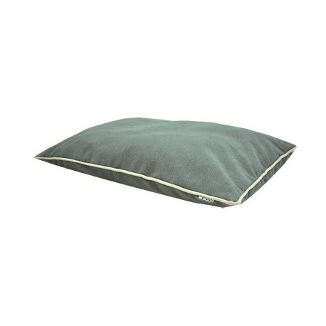 Coussin Wooff Kastan anthracite 100 X 70 cm