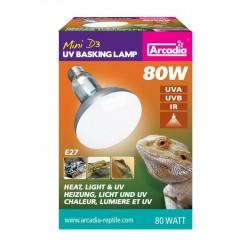 D3 UV Basking Lamp Arcadia 80W