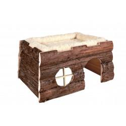 Maison Tilde pour rongeur 39X22X29 cm