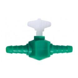 Robinet plastique 4-6 mm par 2