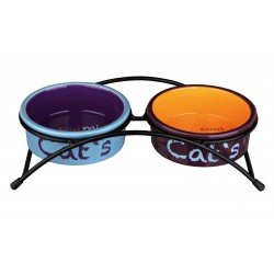 Set gamelles Eat-on-feet 12cm