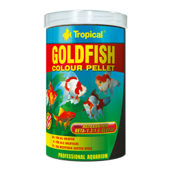 Goldfish colour pellet 100ml