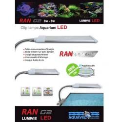 Lampe LED 3w blanc G2 Ran03