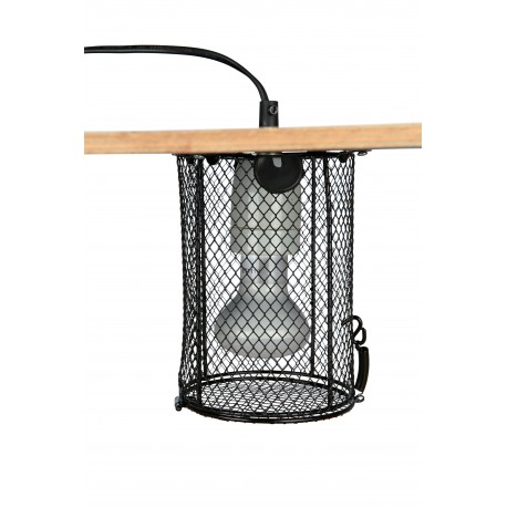 Cages de protection pour lampe de terrarium