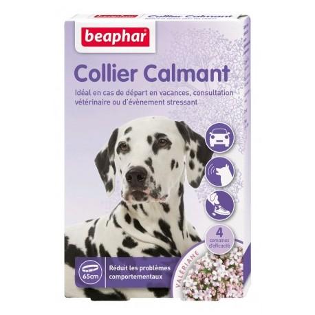 Collier calmant pour chien 65cm