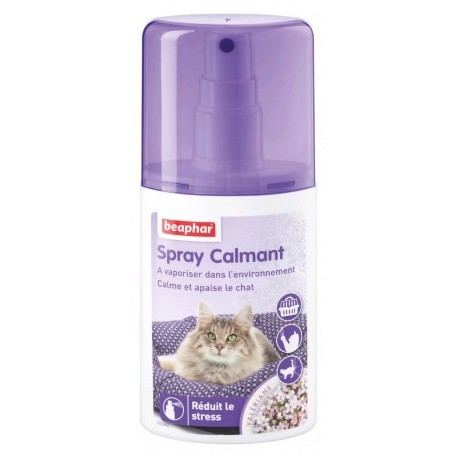 Spray calmant pour chat 125ml