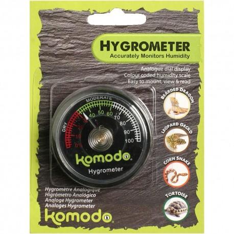Hygromètre analogique Komodo