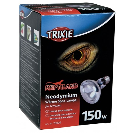 Ampoule chauffante au neodymium 150w