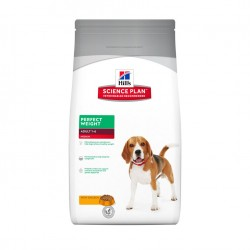 Canine Adult Medium Perfect Weight Hill's 10 Kg