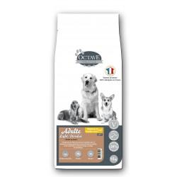 Croquettes chien Octave light/sterilisé 15Kg