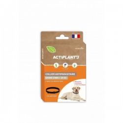 Collier antiparasitaire Actiplant3 chien plus de 30 kg