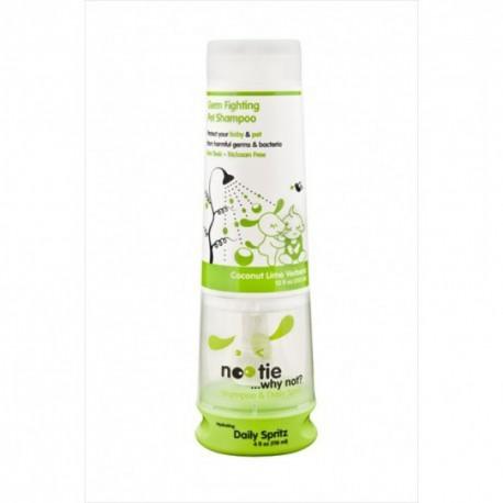 Shampoing Nootie + spray coco/verveine/citron vert