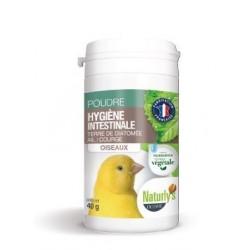 Hygiène intestinale oiseau 40g