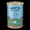 Recette au poisson pour chien 400 g Lily's Kitchen
