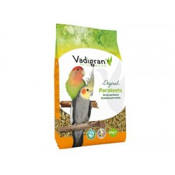 Original Mélange pour grande perruche Vadigran 4 Kg