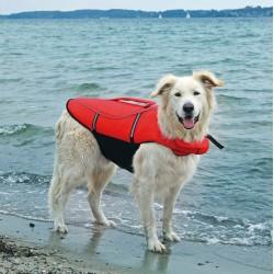 Gilet de flottaison pour chien