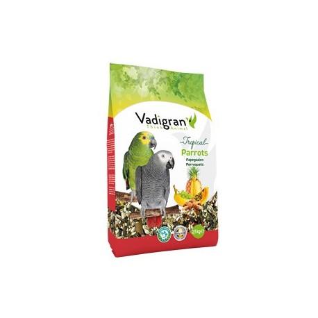 Mélange pour perroquet Tropical Vadigran 2.5Kg