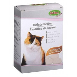 Levure en comprimé pour chat Bubimex 50 g
