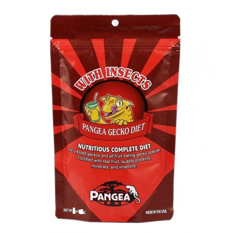 Pangea fruit mix with Insects