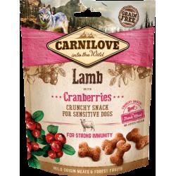 Friandise Carnidog crunchy agneau 200g