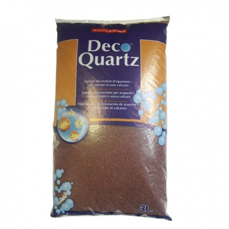 Quartz marron d'inde 3 L