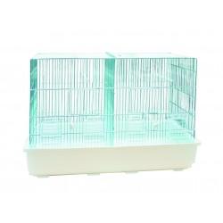 Cage d'élevage Cova 2 58*32*37 cm Vadigran