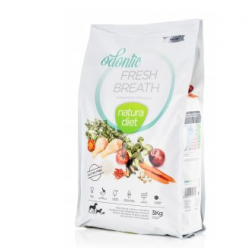 Croquettes Natura Odontic Fresh Breath 3 Kg