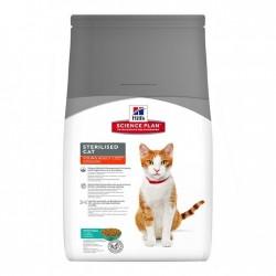 Feline sterilised cat young thon Hill's 3.5 Kg