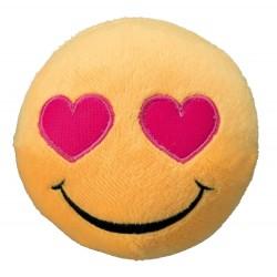 Peluche pour chien Smiley amoureux