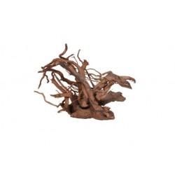 Décor racine vigne rare rouge S 10-20cm