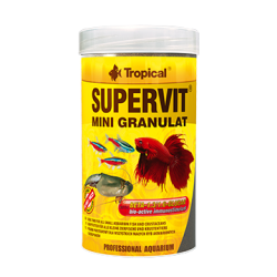 Tropical mini granulat Supervit 100ml